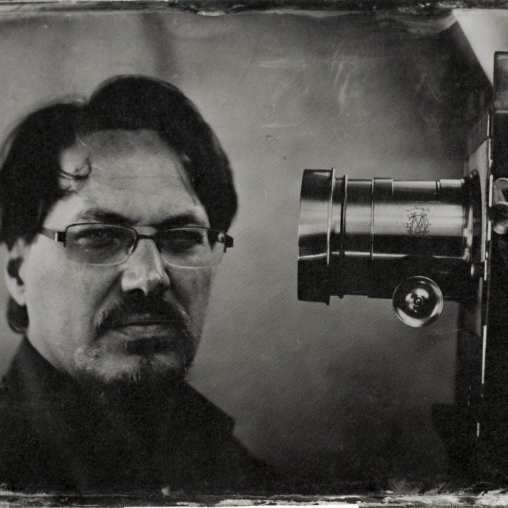 Gregg & his camera